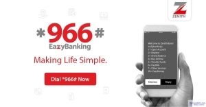 Zenith Bank launches stress-free, mobile banking solution
